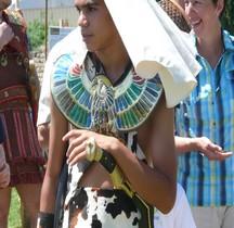 Egypte Pouvoir Noble Egyptien St Romain  en Gal 2012