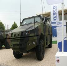 Iveco VTMM 4x4 Eurosatory2010