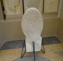 6 Etrusques Stèles Funéraire Flsina Bologne Museo Civico