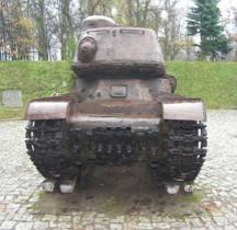 JS 2 Modèle 1943 Varsovie