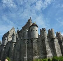 Gand Chateau Comtes de Flandres