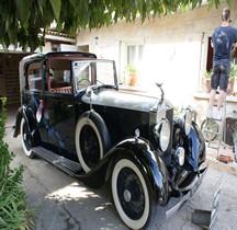 Rolls Royce 25-30 Sedan de ville 1936 Gard