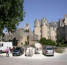 Maine et Loire Montreuil Bellay Chateau