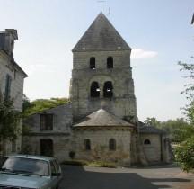 Maine et Loire Chênehutte Notre Dame du Tuffeaux