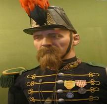 Garde Imperiale Infanterie Bataillon des Chasseurs à Pied Clairon Salon