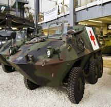 Mowag Piranha 6X6 Ambulance