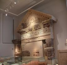 Rome Monument Funéraire Der Iphigenienpfeiler ein Kalkstein-Grabdenkmal Neumagen