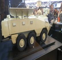 VAB Mark III Mortier Mkt Eurosatory 2016