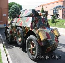 Autoblindo Fiat-Ansaldo 43 Rome