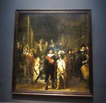 Peinture XVIIe  De Nachtwacht  1642 Pierre Paul Rubens