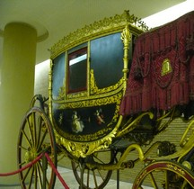 Vatican Berlina de Cardinale Bonaparte 1868