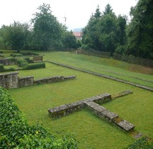 Saarland Perl Villa Romaine de Nenning