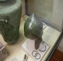 Militaria Casque Celte Type Montefortino Bologne