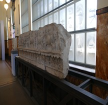 Rome Rione San Angelo Temple Apollon ou Aedes ou Templum Apollinis in Circo cella Decoration Interieure Rome Centrale Montemartini