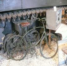 BSA Airborne Folding Bike ( Bayeux)