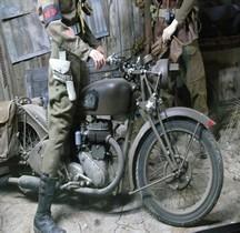 BSA M 20 Omaha