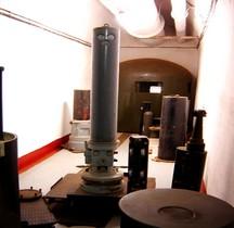 1939 Maginot Périscope Type C  cloches observatoires d'artillerie type VP