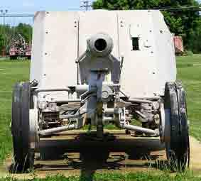 Canon Anti char PaK 43 Late Aberdeen
