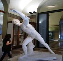 Statuaire Rome Gladiateur Borghèse Bologne Copie Louvre