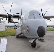 Airbus C 295 M 13 Eskadra Lotnictava Transportowego Payerne 2014