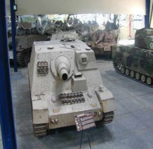 Sturmpanzer IV (Sd.Kfz. 166)  Brumbar Spate