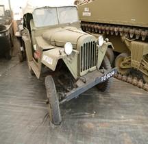 GAZ 67 B Bologne
