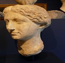Statuaire 1 Empereurs 1. Livie Mougins