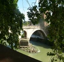 Rome Rione Ripa  Pont Fabricus