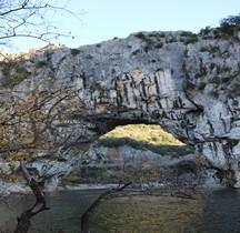 Ardèche Vallon Pont d'Arc