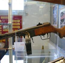 Pistolet Mitrailleur PPSH 41 Draguignan