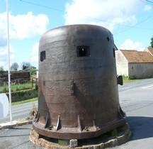 Cloche Allemande 1940 Viervilles Calvados