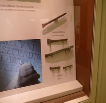 Génie Civil Artifex Lapidor  Outil Caelum Ciseau  Rome Palazzo Massimo