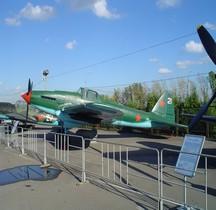 Iliouchine Il-2 Chtourmovik Moscou