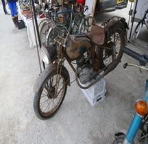 Motocbecane D 45 S 1949 Nimes 2018