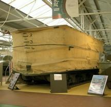 Sherman M4A2 DD Amphibious Tank Detail