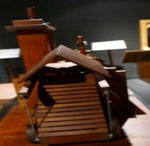Leonardo da Vinci Tour d Assaut Florence Maquette