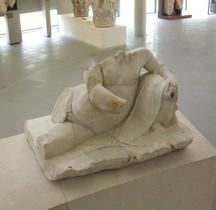 Rome Silène Ivre Arles