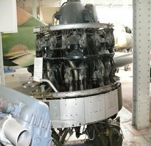 Moteur Pratt and Whitney R 2800-8 Double Wasp Bruxelles