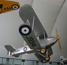 Hawker Hart II Hendon