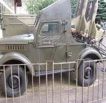 Missile Anti Char 2P26 GaZ 69 3M6 Shmel