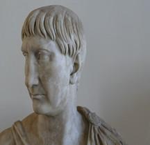 Statuaire 4 Empereurs 2 Trajan Venise Procuratie Nuove