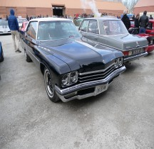 Buick 1972 Electra IV Nimes 2018