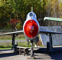 MiG 21  Fishbed USA