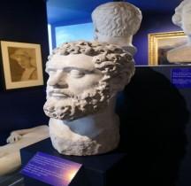 Statuaire 5 Empereurs 3  Decimus Clodius Septimius Albinus Mougins