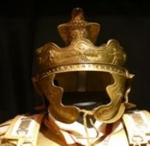 Casque 2.1 Cavalerie Type Theilenhofen Rome Gladiator Museum