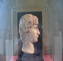 Statuaire 4 Empereurs 3.  Antinoüs Bruxelles