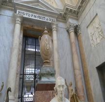 Rome Rione Campo Marzio Mausolée Auguste Urne Funeraire Gens Augusta Vatican