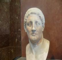 Egypte Pharaon 32e Dynastie Lagides 1.1 Ptolémée I Soter  Paris Louvre