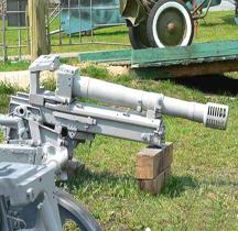 Obusier Montagne 7.5 cm Gebirgsgeschütz 36 Moscou