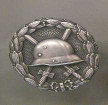 1eGM 1918 Verwundetenabzeichen in Silber